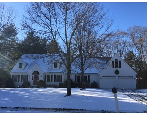 Single Family Home for Sale at 45 Fredric Lane 45 Fredric Lane Mansfield, Massachusetts 02048 United States