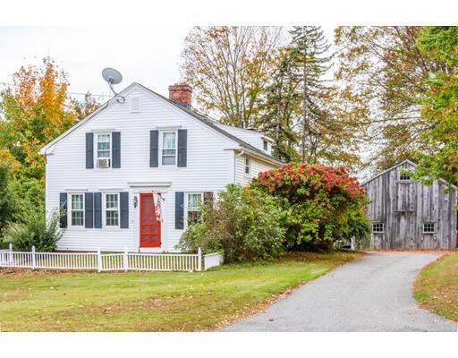 独户住宅 为 销售 在 519 Prospect Street East Longmeadow, 01028 美国