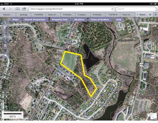 Land for Sale at Address Not Available Grafton, Massachusetts 01519 United States