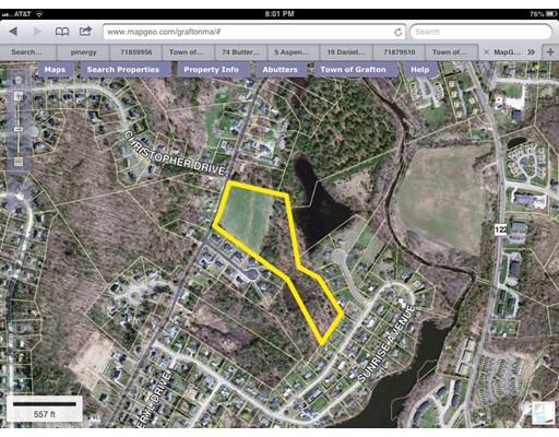 土地 为 销售 在 Address Not Available 格拉夫顿, 马萨诸塞州 01519 美国
