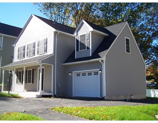 Maison unifamiliale pour l Vente à Sour Wood Circle Sour Wood Circle Worcester, Massachusetts 01605 États-Unis