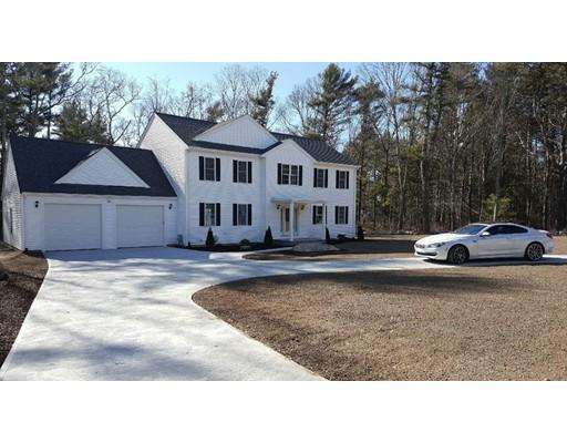واحد منزل الأسرة للـ Sale في 264 Collins Corner (Lot 2) 264 Collins Corner (Lot 2) Dartmouth, Massachusetts 02747 United States