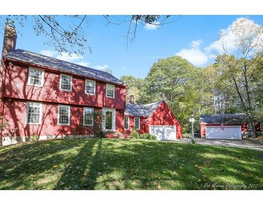 Casa Unifamiliar por un Venta en 9 Moonpenny 9 Moonpenny Boxford, Massachusetts 01921 Estados Unidos