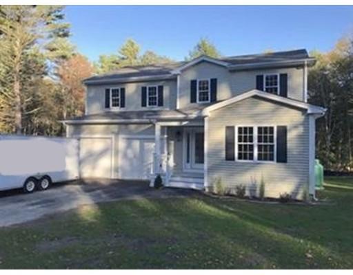 واحد منزل الأسرة للـ Sale في 266 Collins Corner (Lot 3) 266 Collins Corner (Lot 3) Dartmouth, Massachusetts 02747 United States