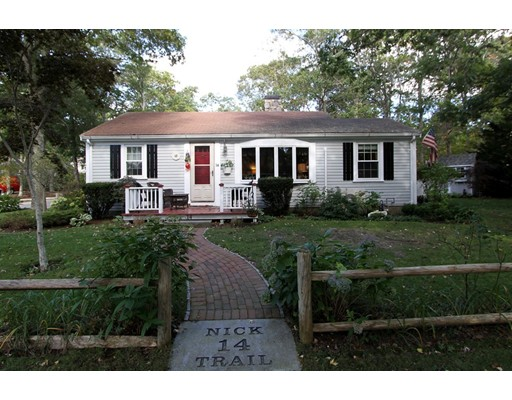 Single Family Home for Sale at 14 Nick Trail Mashpee, 02649 United States