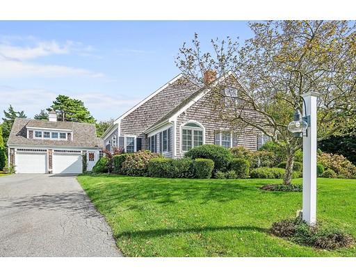 Maison unifamiliale pour l Vente à 155 Lime Hill Road 155 Lime Hill Road Chatham, Massachusetts 02633 États-Unis