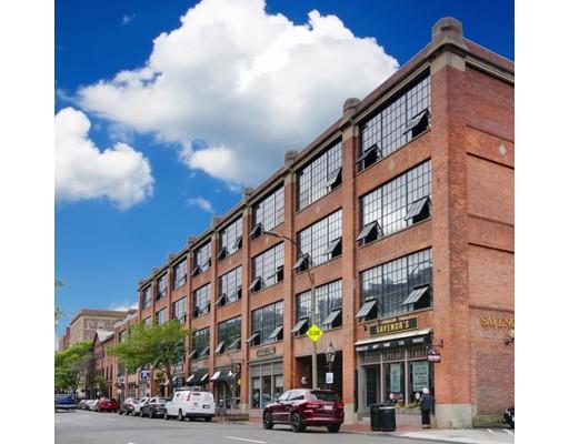 Appartement en copropriété pour l Vente à 144 Charles Street 144 Charles Street Boston, Massachusetts 02114 États-Unis