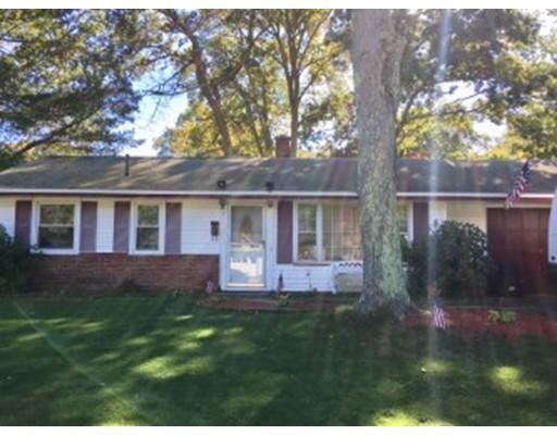 Casa Unifamiliar por un Venta en 61 Annette Road 61 Annette Road Brockton, Massachusetts 02302 Estados Unidos
