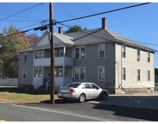 多户住宅 为 销售 在 21 Cross Street 21 Cross Street 格拉夫顿, 马萨诸塞州 01560 美国