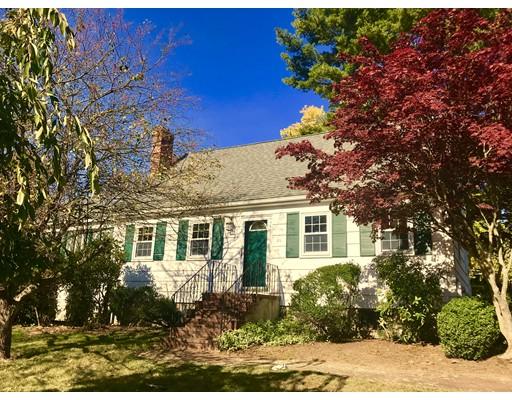 Casa Unifamiliar por un Venta en 20 Skyline Drive 20 Skyline Drive Franklin, Massachusetts 02038 Estados Unidos