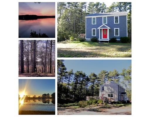 Casa Unifamiliar por un Venta en 135 Tremont Street 135 Tremont Street Carver, Massachusetts 02330 Estados Unidos