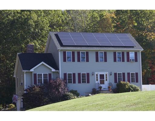 Casa Unifamiliar por un Venta en 4 Thornberry Circle 4 Thornberry Circle Spencer, Massachusetts 01562 Estados Unidos