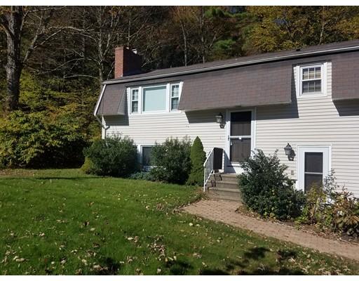 独户住宅 为 出租 在 62 Fowler Avenue 62 Fowler Avenue 诺斯布里奇, 马萨诸塞州 01534 美国