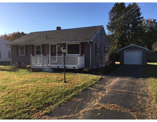 Single Family Home for Sale at 26 Dartmouth Street 26 Dartmouth Street Agawam, Massachusetts 01001 United States