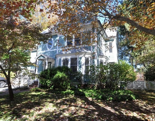 Single Family Home for Rent at 39 Devens Street 39 Devens Street Concord, Massachusetts 01742 United States