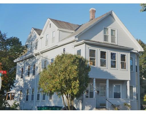 Casa Multifamiliar por un Venta en 67 Elizabeth Street 67 Elizabeth Street Fitchburg, Massachusetts 01420 Estados Unidos