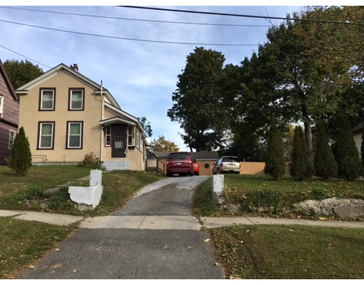 Single Family Home for Sale at 94 Daniels Avenue Pittsfield, Massachusetts 01201 United States