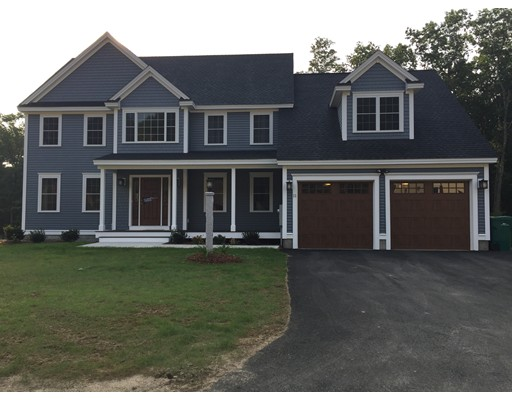 Single Family Home for Sale at 8 Edward Drive 8 Edward Drive Littleton, Massachusetts 01460 United States