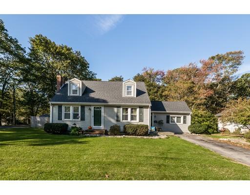 独户住宅 为 销售 在 2 Harriss Court 2 Harriss Court 阿宾顿, 马萨诸塞州 02351 美国