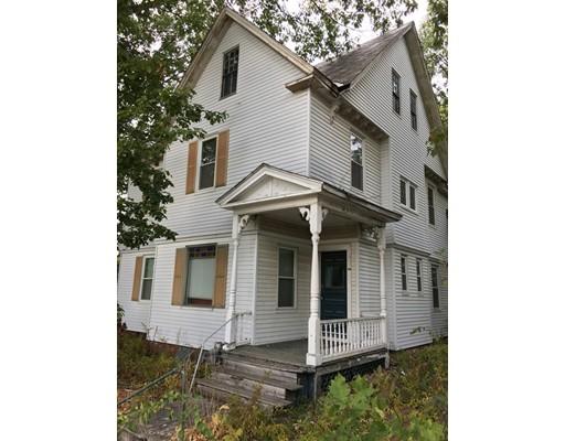 Maison unifamiliale pour l Vente à 20 Simonds Street 20 Simonds Street Fitchburg, Massachusetts 01420 États-Unis