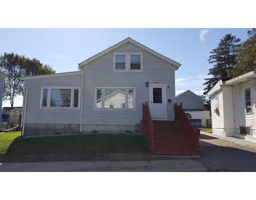 Single Family Home for Sale at 269 Detroit Street 269 Detroit Street Fall River, Massachusetts 02721 United States