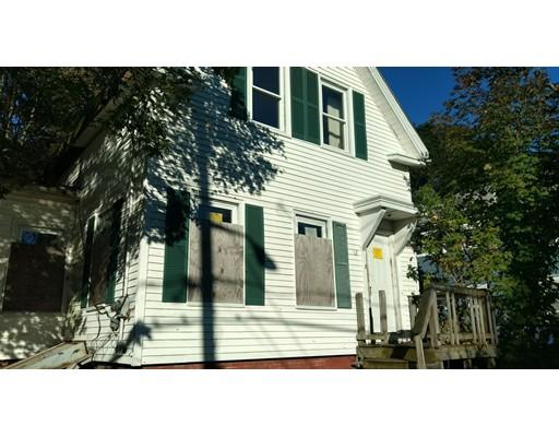 Casa Unifamiliar por un Venta en 12 Fairmount Avenue 12 Fairmount Avenue Brockton, Massachusetts 02301 Estados Unidos