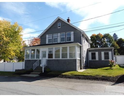 Maison unifamiliale pour l Vente à 41 Rockdale Avenue 41 Rockdale Avenue Fitchburg, Massachusetts 01420 États-Unis