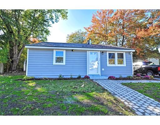 Single Family Home for Sale at 56 Elizabeth Road 56 Elizabeth Road Billerica, Massachusetts 01821 United States
