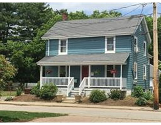 Single Family Home for Rent at 23 Cherry Place Newton, Massachusetts 02465 United States