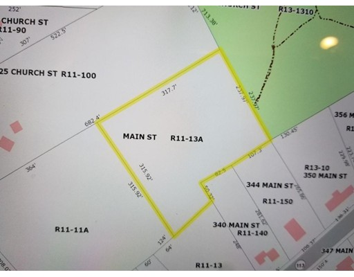 Land for Sale at Main Main West Newbury, Massachusetts 01985 United States
