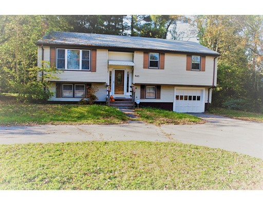 Single Family Home for Sale at 645 S Main Street 645 S Main Street Sharon, Massachusetts 02067 United States