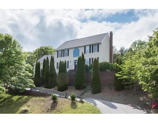 Single Family Home for Sale at 18 Philomena Way 18 Philomena Way Franklin, Massachusetts 02038 United States