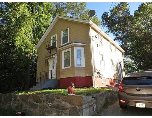 多户住宅 为 销售 在 8 Thomas Avenue Pawtucket, 罗得岛 02860 美国