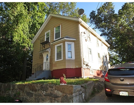 Multi-Family Home for Sale at 8 Thomas Avenue 8 Thomas Avenue Pawtucket, Rhode Island 02860 United States
