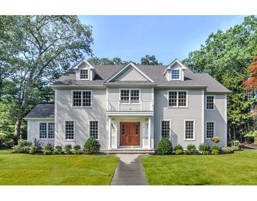 Single Family Home for Sale at 26 Sagamore Road 26 Sagamore Road Wellesley, Massachusetts 02481 United States