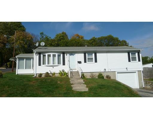 Maison unifamiliale pour l Vente à 3 Wendell Street 3 Wendell Street North Providence, Rhode Island 02911 États-Unis
