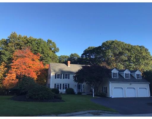 Single Family Home for Rent at 54 Kara Drive 54 Kara Drive North Andover, Massachusetts 01845 United States