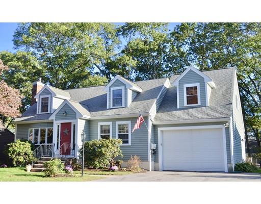 Casa Unifamiliar por un Venta en 14 Moccasin Path 14 Moccasin Path Arlington, Massachusetts 02474 Estados Unidos