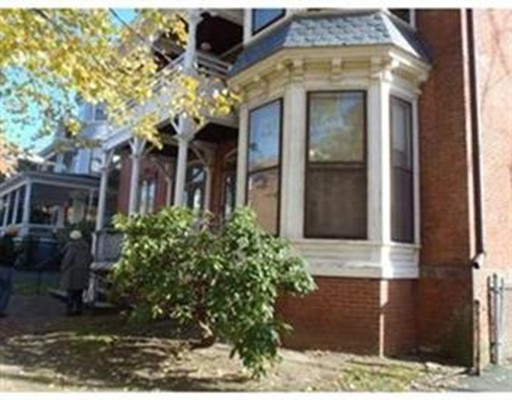 Single Family Home for Rent at 263 Union Springfield, Massachusetts 01105 United States