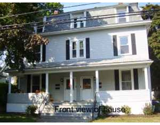 Single Family Home for Rent at 13 Emerson Street Newton, Massachusetts 02458 United States