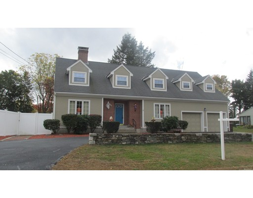 Single Family Home for Sale at 12 Rock Avenue Auburn, Massachusetts 01501 United States