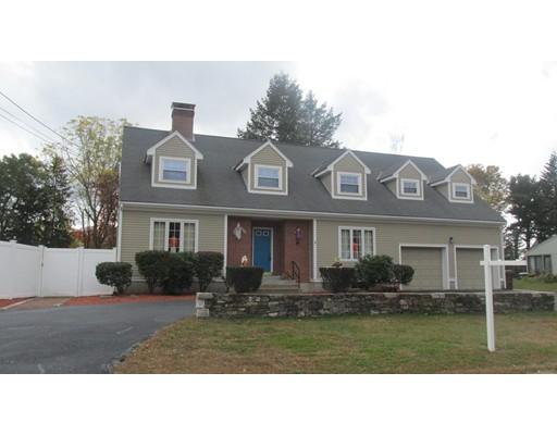 Частный односемейный дом для того Продажа на 12 Rock Avenue 12 Rock Avenue Auburn, Массачусетс 01501 Соединенные Штаты