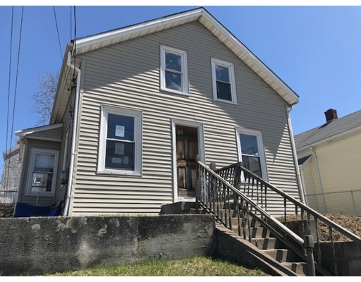 Single Family Home for Sale at 81 Washington Street Central Falls, Rhode Island 02863 United States