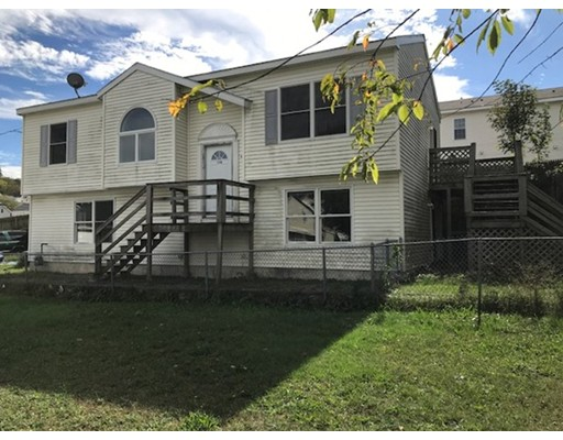 Single Family Home for Sale at 1576 N Main Street Fall River, 02720 United States