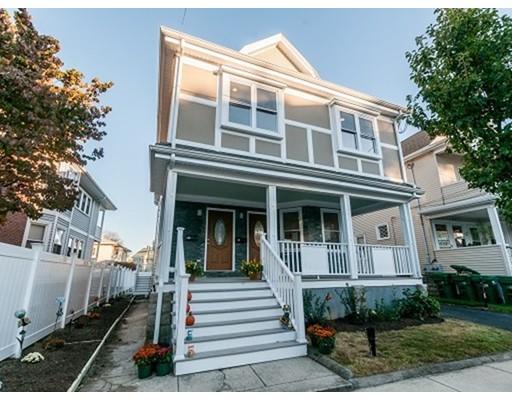 Condominium for Sale at 43 Kenmere Road Medford, 02155 United States