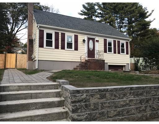 واحد منزل الأسرة للـ Sale في 14 Richard Road 14 Richard Road Stoughton, Massachusetts 02072 United States