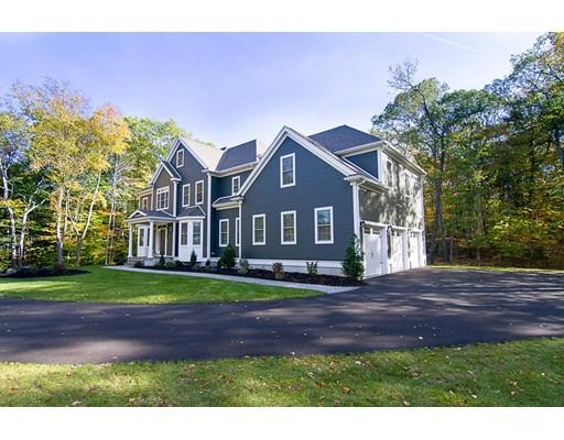 واحد منزل الأسرة للـ Sale في 23 Kingsbury Drive 23 Kingsbury Drive Holliston, Massachusetts 01746 United States