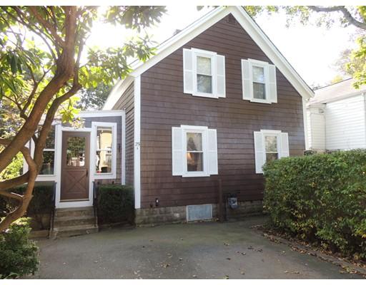 25  Lovett Street,  Beverly, MA