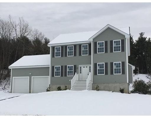 Maison unifamiliale pour l Vente à 7 Olivia Way 7 Olivia Way Groton, Massachusetts 01450 États-Unis