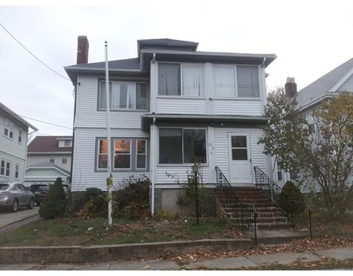公寓 为 出租 在 21 Woodward #N/A 21 Woodward #N/A 昆西, 马萨诸塞州 02169 美国